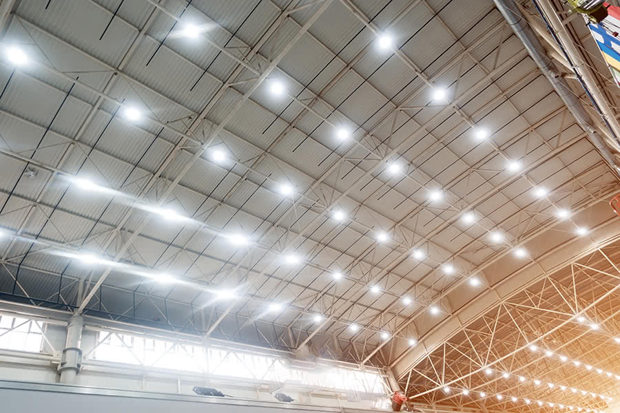 Commercial Lighting Maintenance