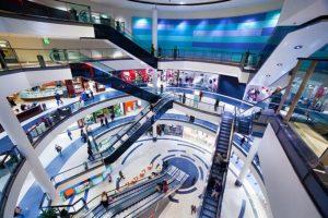 Shopping Mall Maintenance